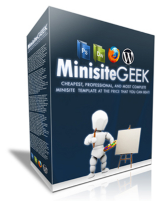 Product picture Ministe Geek with MRR!